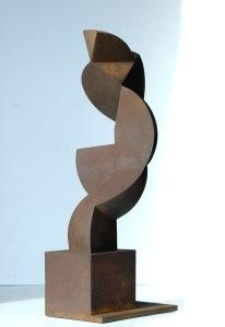 Obra premiada en el XV premio Internacional de Escultura Ängel Orensanz
